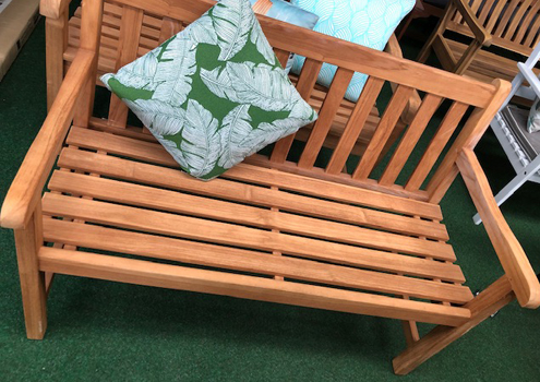 Piccadilly Teak Bench